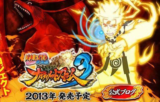Bande annonce Naruto Shippuden Ultimate Ninja Storm 3 - Nozzhy