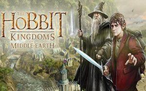 The Hobbit : Le Royaume de la terre du Milieu Disponible sur iPhone, iPad et Android !