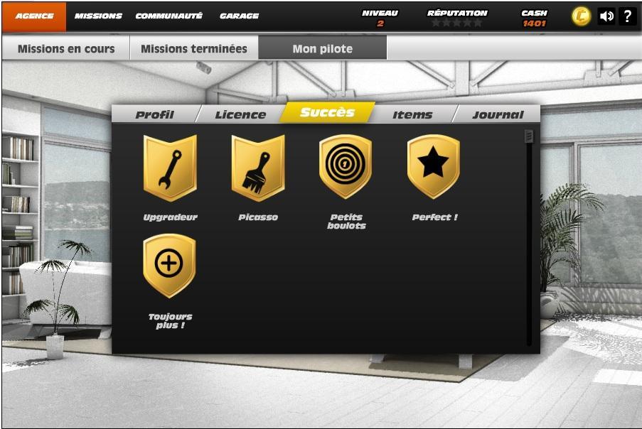 test du jeu transporteur la s rie sur facebook nozzhy. Black Bedroom Furniture Sets. Home Design Ideas