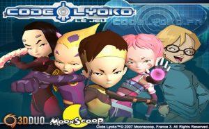 Plus d'un million de joueurs sur le Jeu Facebook Code Lyoko !