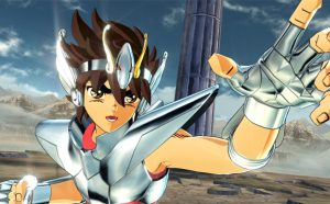 Saint Seiya : Brave Soldiers sur PS3 en version collector