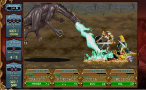 Dungeons and Dragons : Chronicles of Mystara sortira ce mois-ci sur Wii U !