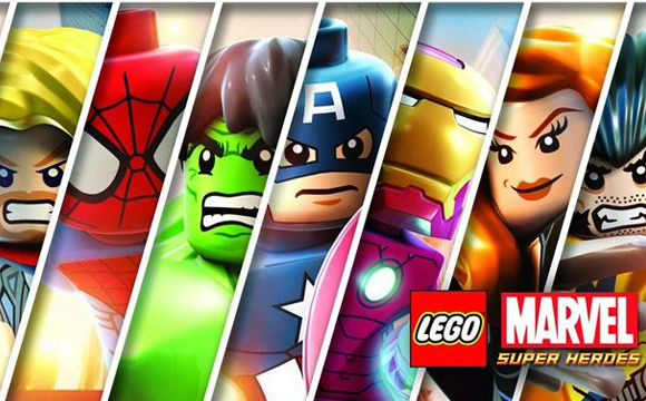 lego marvel super heroes sur xbox 360 ps3 ps4 nozzhy. Black Bedroom Furniture Sets. Home Design Ideas