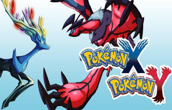 Capture des pok mon l gendaires pok mon x et pokemon y sur - Pokemon x et y legendaire ...