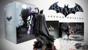 Edition Collector Batman Arkham Origins