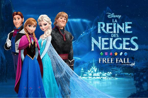 La reine des neiges free fall sur android nozzhy - Jeux gratuits de reine des neige ...