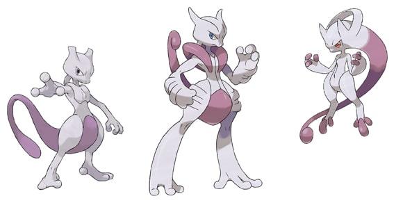 Comment avoir mewtwo dans pokemon x et pokemon y sur 3ds nozzhy - Les mega evolution pokemon x et y ...