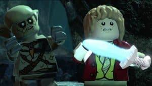 Soluce LEGO : le Hobbit sur Ps3 et Xbox 360