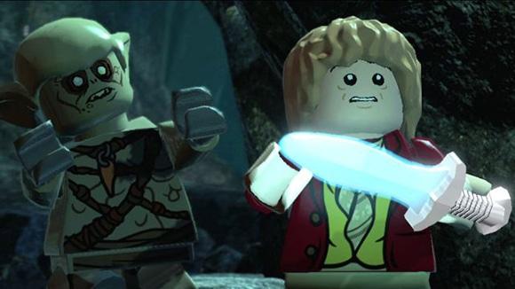 soluce lego le hobbit