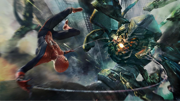 concours the amazing spider man 2