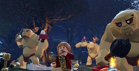 résultat concours lego le hobbit