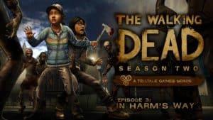 """Soluce The Walking Dead : saison 2 Episode 3 """"In Harm's Way"""" sur PC"""