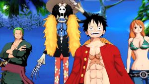 Concours One Piece Unlimited World Red sur PS3