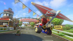 Débloquer le deltaplane en or dans Mario Kart 8 sur Wii U