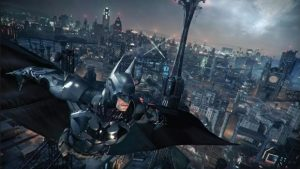 Collector Batman Arkham Knight édition Batmobile