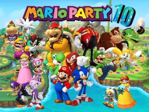 Mario Party 10 sur Wii U: le nouvel épisode de la série
