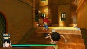 Où trouver de la «Terre Meuble» dans One Piece Unlimited World Red sur PS3 ?