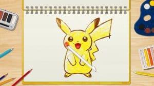 Soluce Pokémon Art Academy sur 3DS
