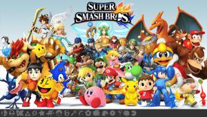 Super Smash Bros : la version Wii U
