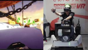 Nouveau Mario Kart en VR et sur mobile, ça va faire mal !