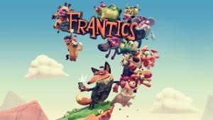 Notre test de Frantics : un élément de la gamme Playlink de Sony