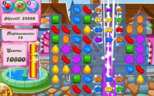 Comment corriger l'erreur dans Candy Crush Saga ?