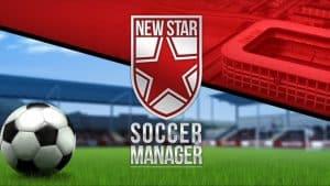 « New Star Soccer Manager » débarque sur les appareils mobiles