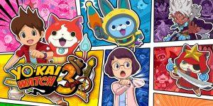 Un jeu de rôle à la mode nippone avec Yo-Kai Watch 3 sur 3DS Nintendo
