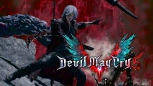 Le collector de Devil May Cry 5 est disponible sur Amazon