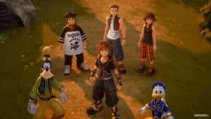 L'action RPG Kingdom Hearts III présente les nouvelles images de Face my Fears