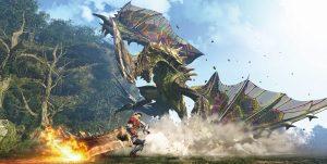 La bêta de Monster Hunter World propose une extension DLC