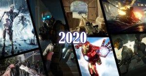 Jeux vidéos : découvrez les meilleurs jeux qui vont arriver au second semestre 2020 !