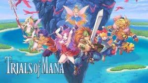 Le remake de Trials of Mana promet des décors magnifiques et variées