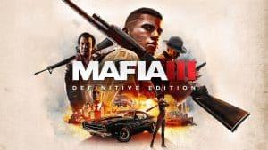 La licence Mafia Trilogy et Mafia Definitive Edition sont disponibles