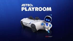 Manette PS5 DualSense via Astro Playroom : Offrez-vous davantage de sensations qu'avant !
