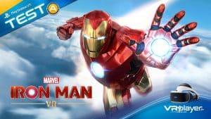 Une surprise plutôt agréable sur les résultats de Marvel's Iron Man VR sur Playstation VR