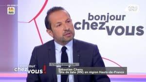 Au lendemain de son débat avec Jean-Luc Mélenchon, Eric Zemmour se fait tacler par le porte-parole du RN Sébastien Chenu!