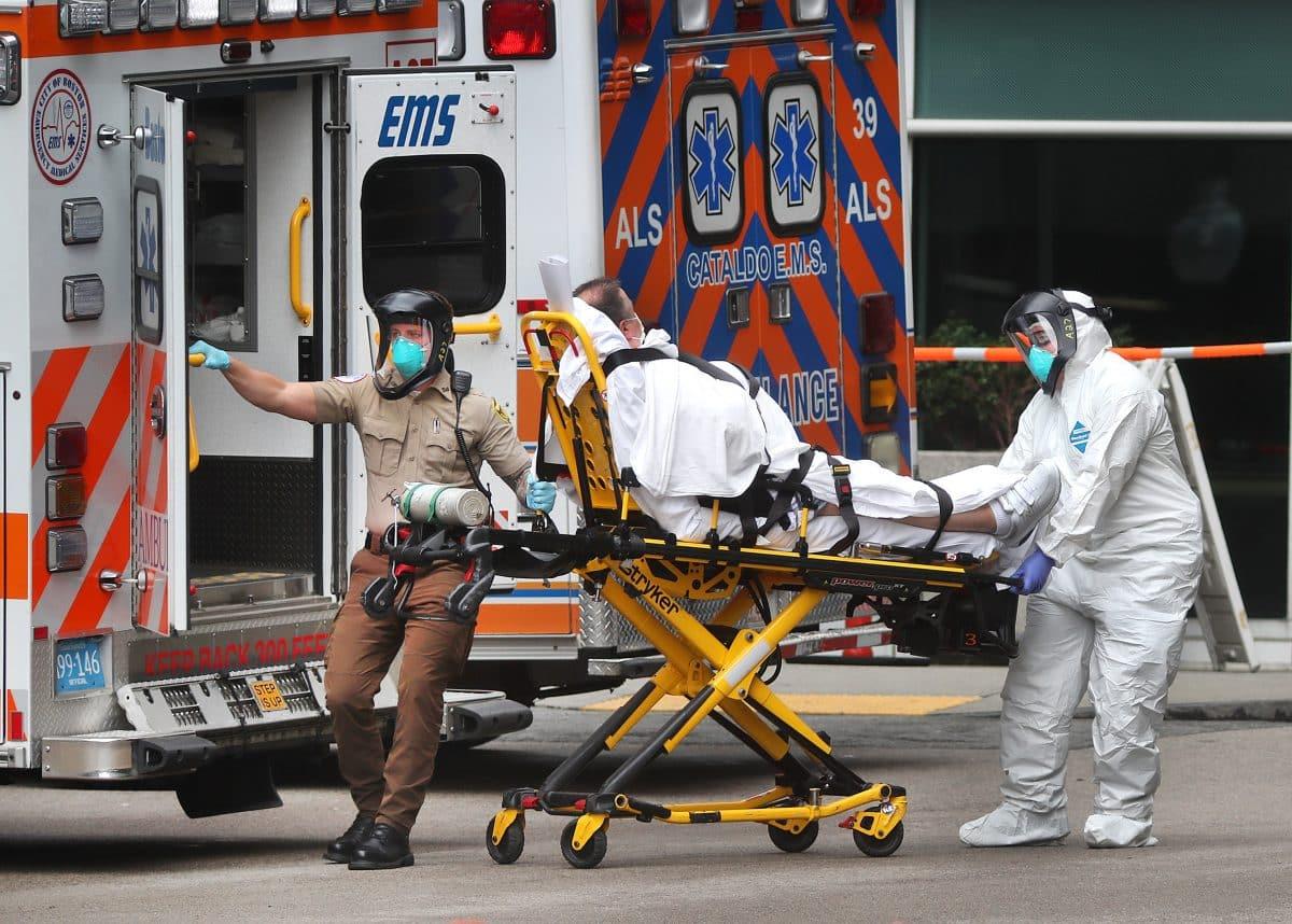 Bilan Covid-19 100 morts et plus de 12 000 nouveaux cas en 24 heures