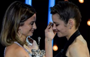 Festival du film de San Sebastian : Marion Cotillard reçoit le prix Donostia !
