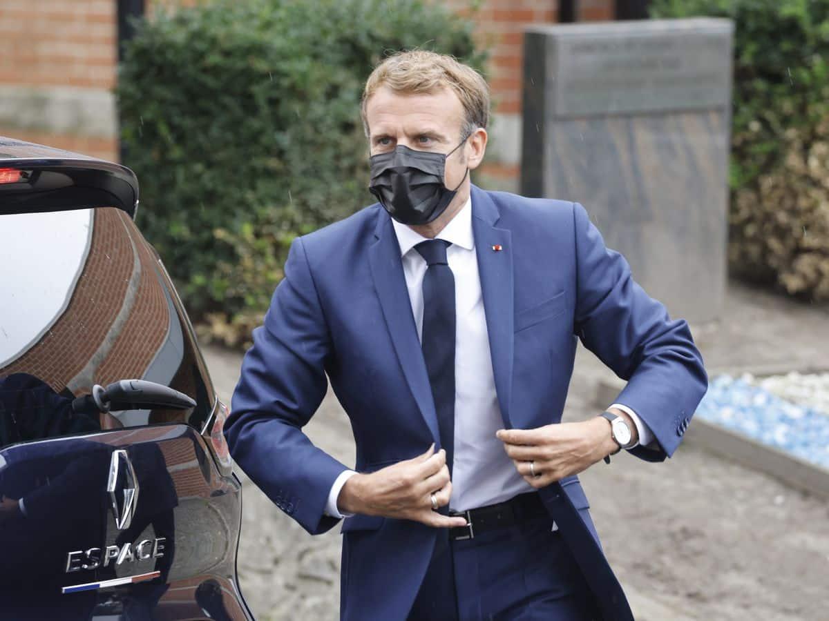 Journée européenne du patrimoine : le président de la République Emmanuel Macron en visite en Eure-et-Loir!