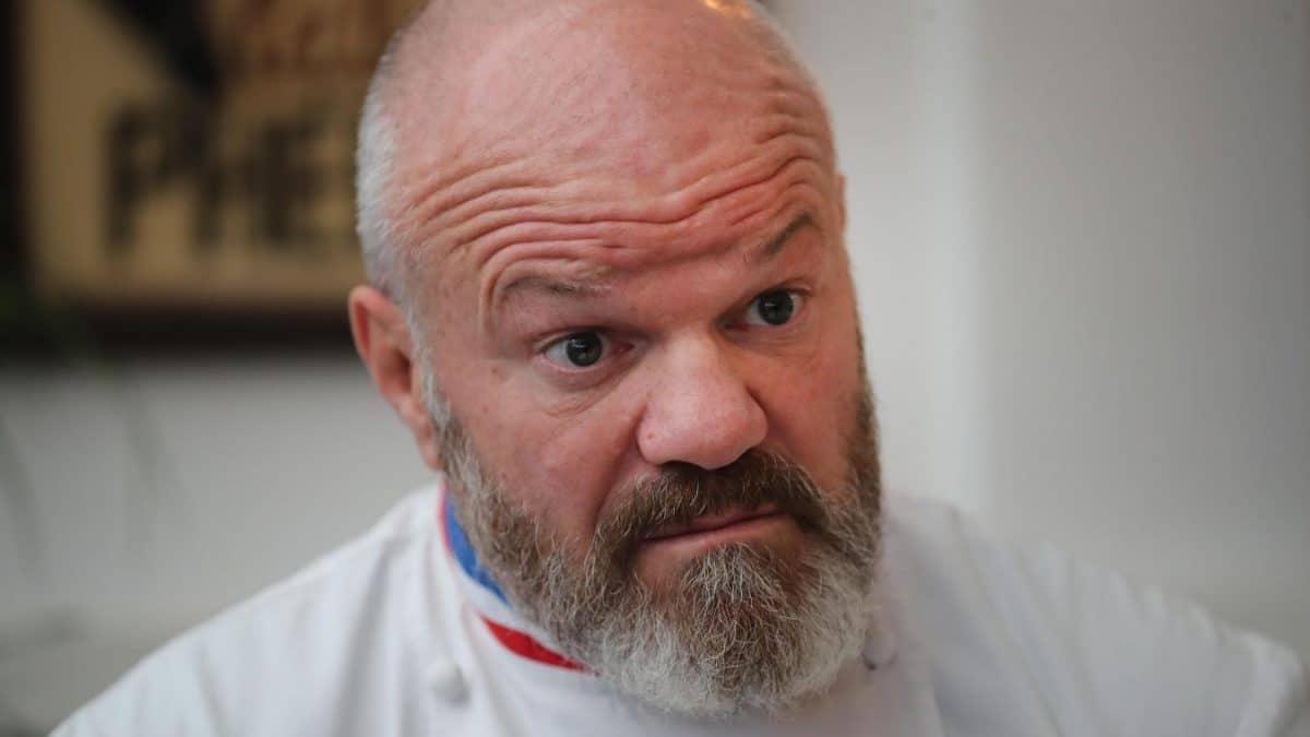 Le chef de l'émission cauchemar en cuisine, Philippe Etchebest se convertit au football!
