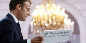 Le président de la république Emmanuel Macron demande pardon aux harkis, de quoi s'agit-il réellement!