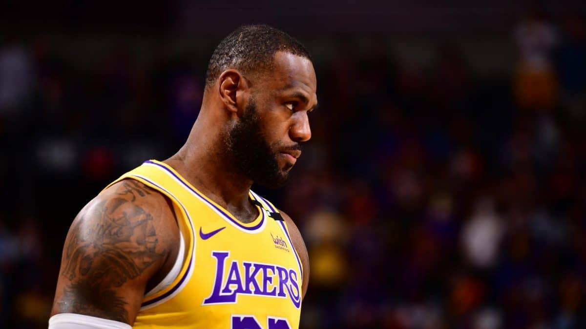 NBA : LeBron James refuse d'encourager à la vaccination contre la Covid19 !