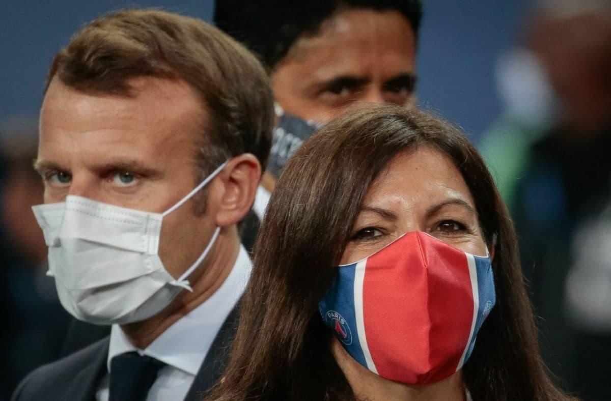 Présidentielle 2022 : c'est officiel, Anne Hidalgo est candidate face à Emmanuel Macron !