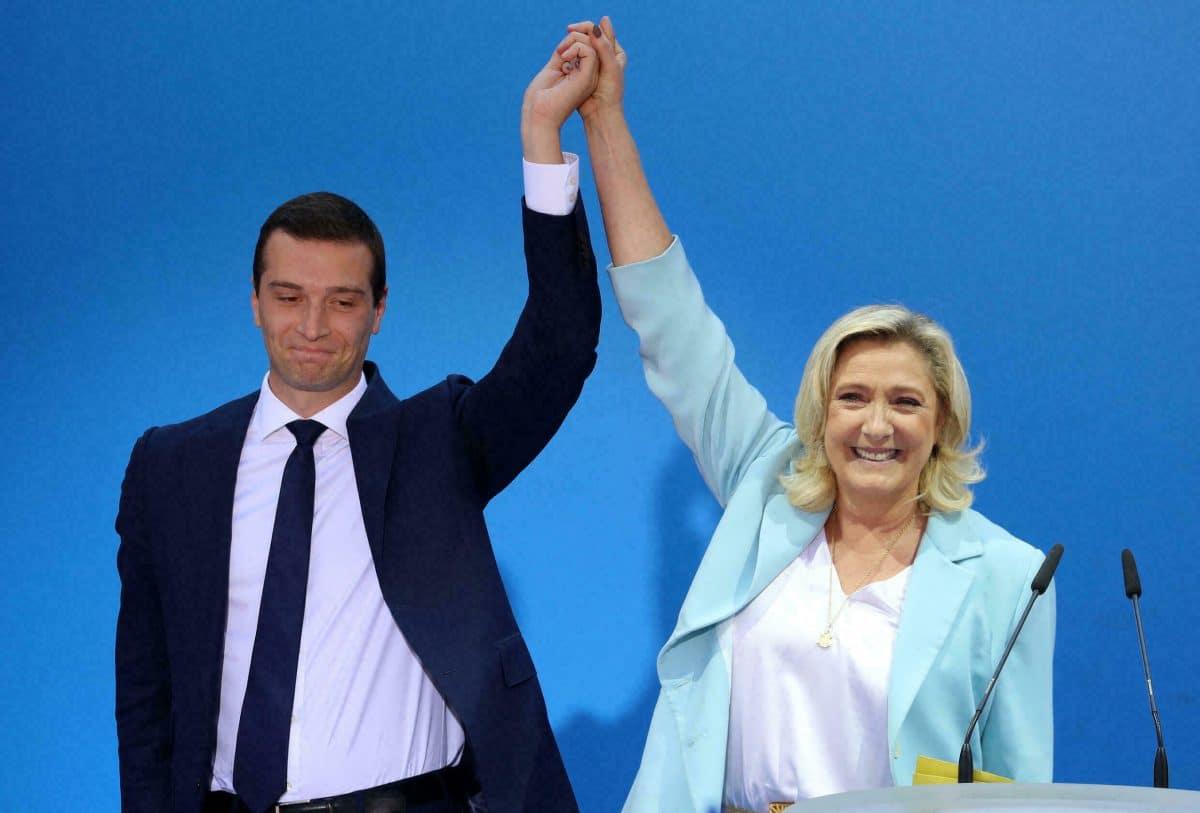 Présidentielle 2022 : la présidente du Rassemblement National se présente en défenseur des libertés!