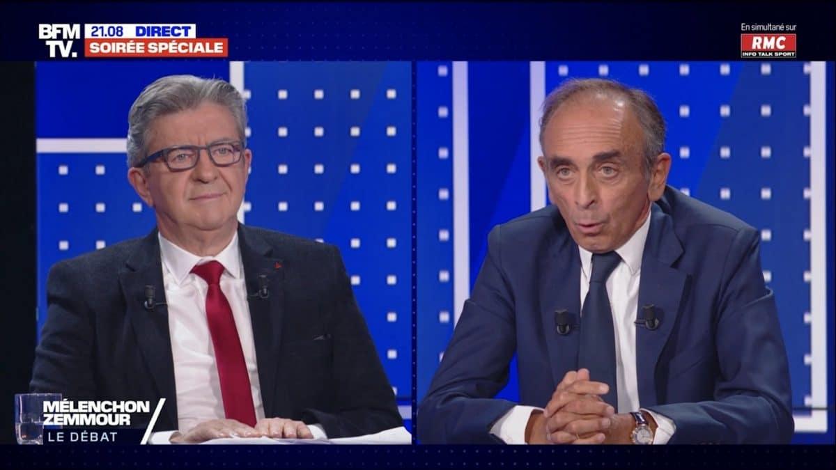 Présidentielle 2022 : Mélenchon et Zemmour jugés incapables de gouvernés par les Français!