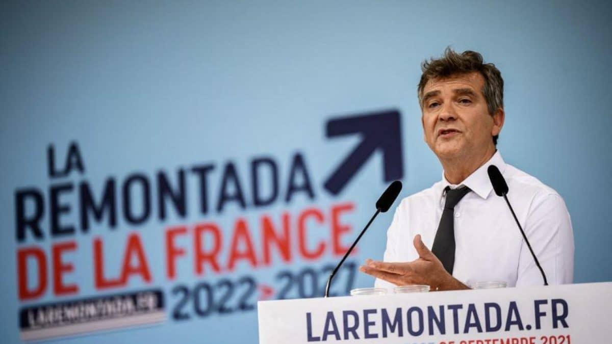 Présidentielle 2022: Montebourg veut traduire en justice les imams qui appellent à désobéir à la loi!