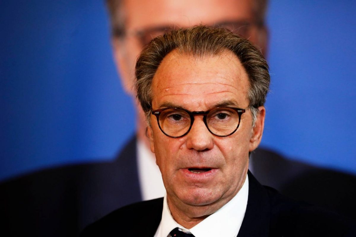 Présidentielle 2022 : le président LR de la région Provence-Alpes-Côte d'Azur Renaud Muselier martèle son désaccord sur la question des primaires à droite!