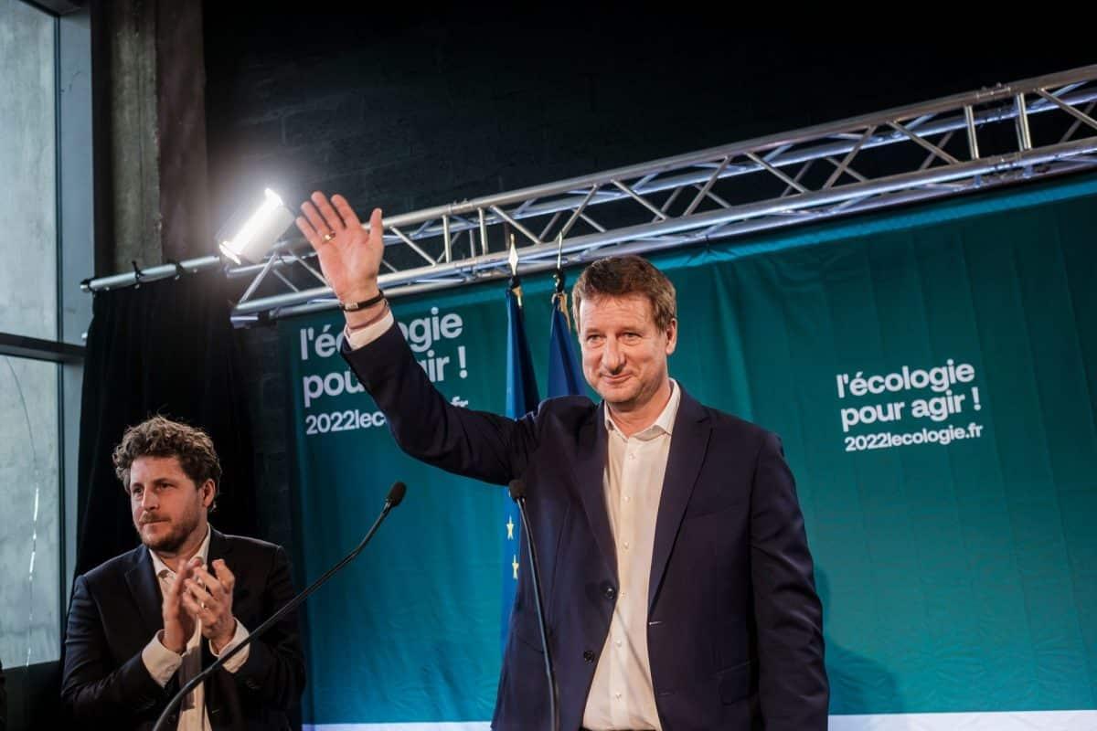 Présidentielle2022: Yannick Jadot remporte la primaire écologiste de justesse face à Sandrine Rousseau!