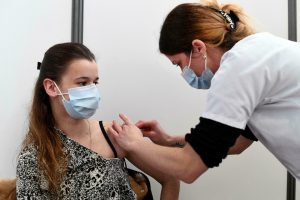 Vaccination contre la Covid-19: la France passe le cap des 50 millions de personnes pré-vaccinées!